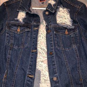 Jean jacket XL